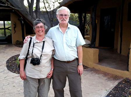 Tortoise rescue & Titan Tours visit
