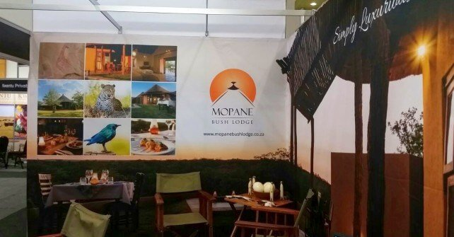 Mopane Bush Lodge Attends to World Travel Market (WTM) in Cape Town, April 19-21st 2017