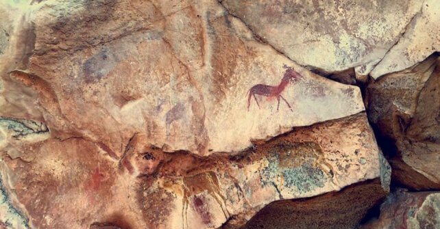 Bushmen Rock Art