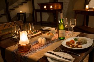 food in south africa | mopane bush lodge