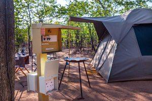 campsites in musina