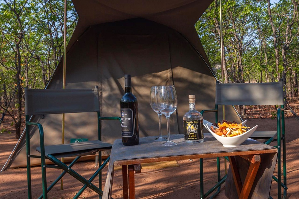 campsites in south africa