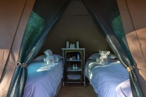 tented camps in south africa | mopane bush lodge